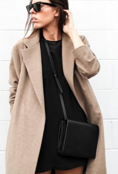 Overcoat.