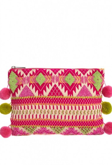 Olivia's Must Have: ASOS Tribal Clutch