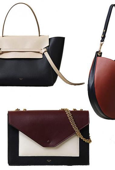Céline Fall 2014 Collection: Lean, Mean Céline