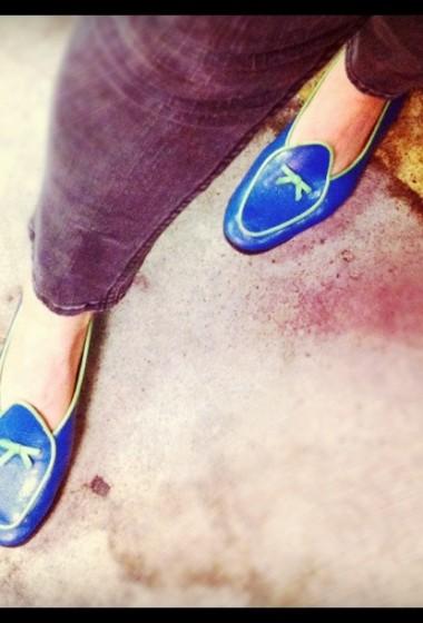 Important Detail: Belgian Shoes