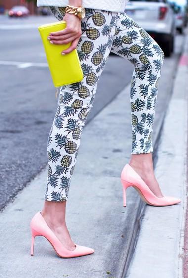 Pineapple Pants