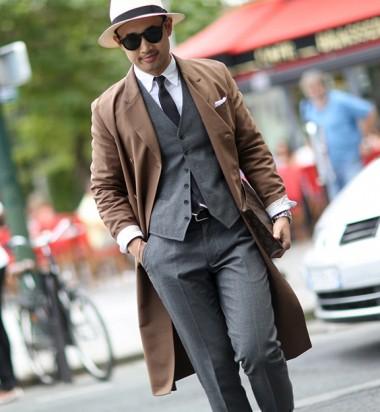 11 men's street style looks from Paris: keeping it sharp