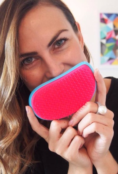 Have you tried the Tangle Teezer?