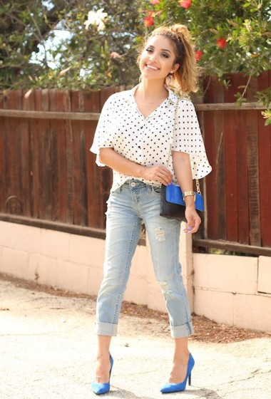 Outfit of the Day: Boyfriend Jeans