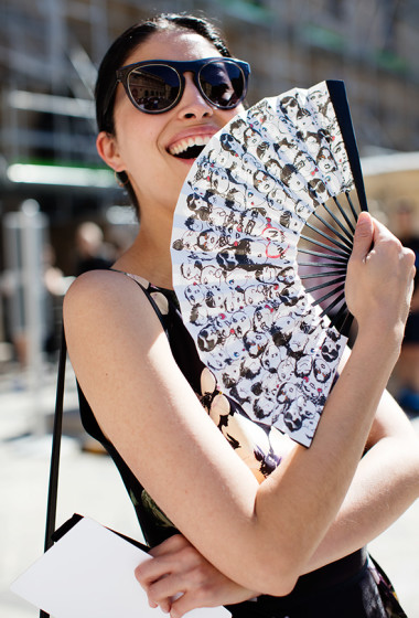 On the Street…Happy Friday, The Sartorialist