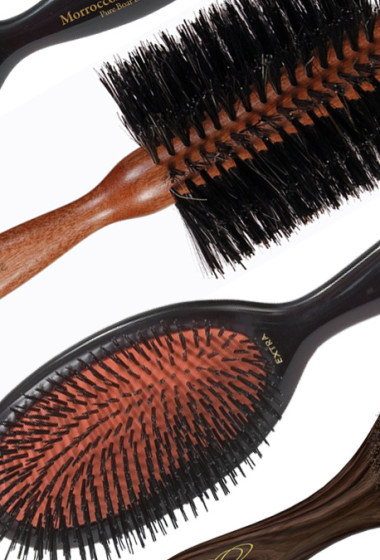 You May be Brushing Your Hair the Wrong Way