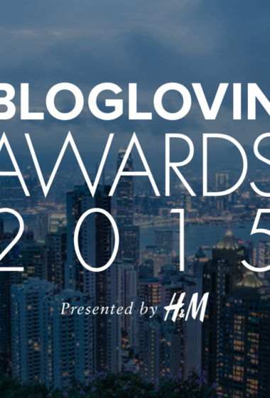 2015 Bloglovin' Award Nominees