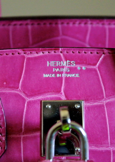 Hermès Blind Stamps: The Signs of Greatness