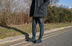 M&S 60 Denier Bodysensor tights