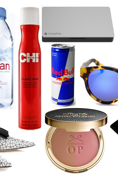 OP Must Haves: Prepping for Fashion Month