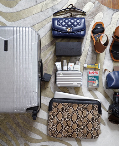 How to Pack Your Carry-On like a Jetsetter.