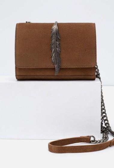 OP Must-Have: Zara Leather Messenger Bag