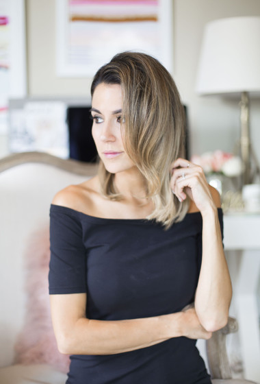 Emmy Inspired Hair with GHD
