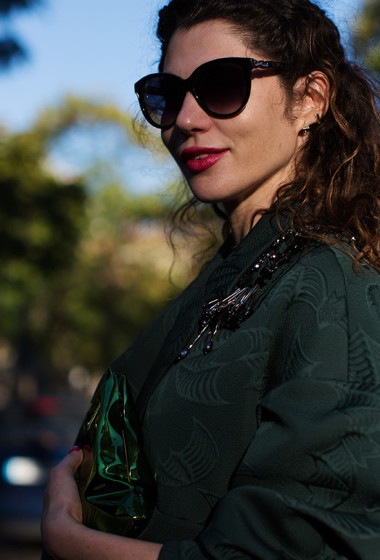 On the Street….Color Suggestion, Paris