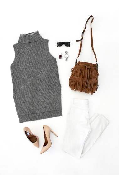 A Chic Neutral Fall Look To Try Now