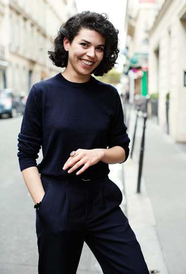 On the Street…Boulevard Beaumarchais, Paris