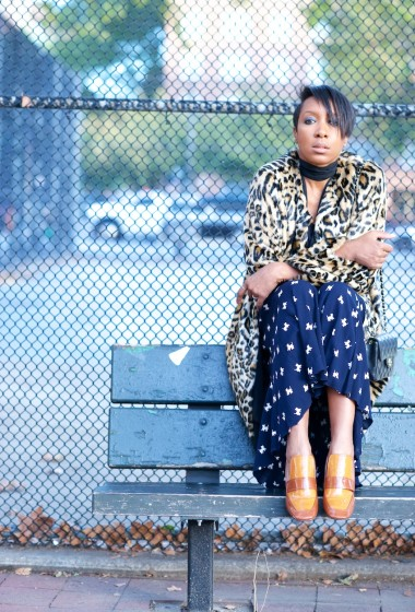 Leopard And Loafers