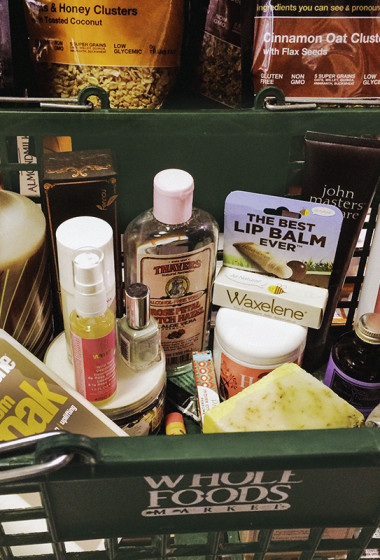 Inside The World Of Natural, Inexpensive Beauty Products
