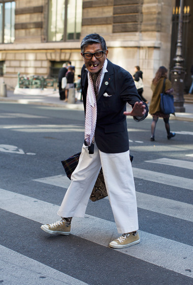 On the Street…Rue de Rivoli, Paris
