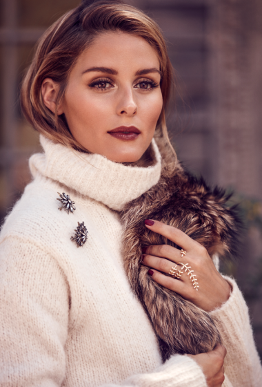Shop the Shoot: Olivia Palermo x Bauble Bar Campaign
