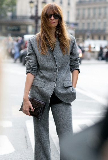 Ultimate Parisian chic: Caroline de Maigret in Paris