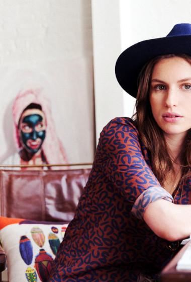 Tali Lennox, Artist & Model