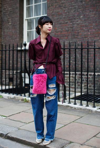 On the Street…Kenton Street, London