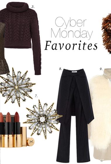 Shop: Cyber Monday Favorites