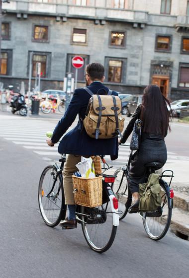 On the Street….Mr. Guittini Again!, Milan