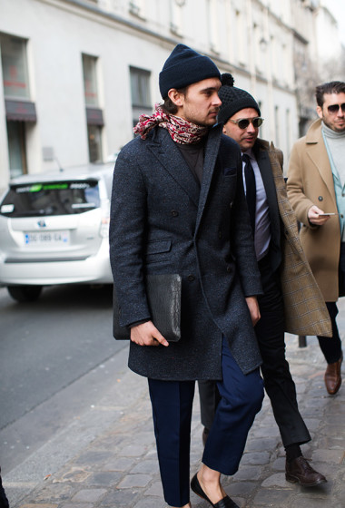 On the Street…Scarf Envy, Paris