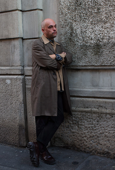 On the Street….Via Fogazzaro, Milan