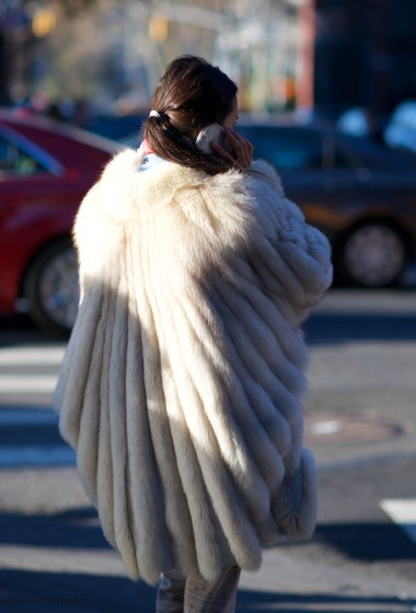 The Coats Women Are Wearing in New York