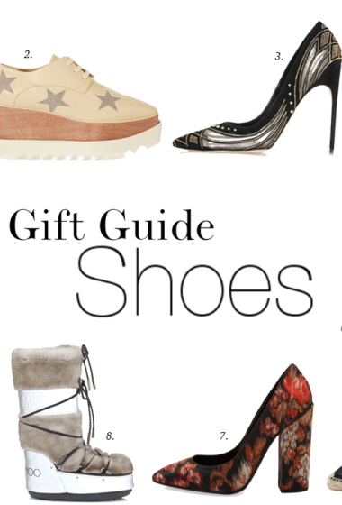 Gift Guide: Shoes