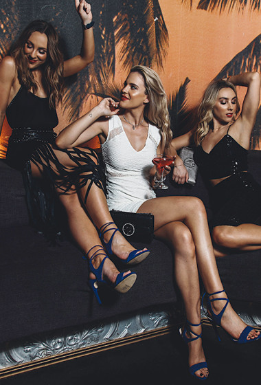 Six Outfit Ideas For A Girls Night Out