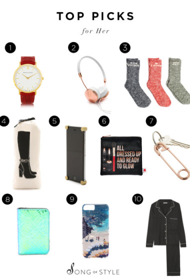 Gift Guide for Him and Her – The Jetsetter