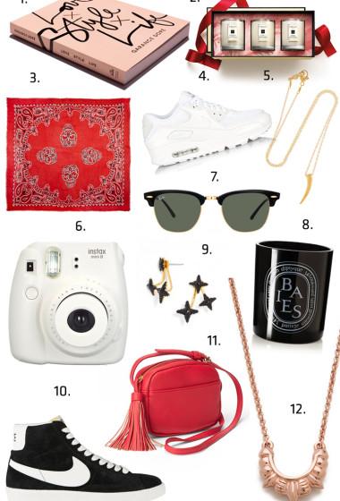 Twelve Cool Gift Ideas Under $150