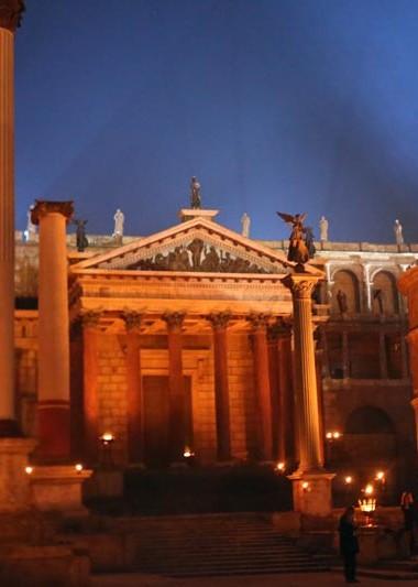 Meta Paris in Rome