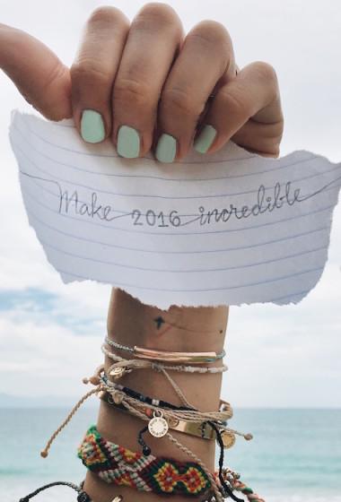 Make 2016 Incredible