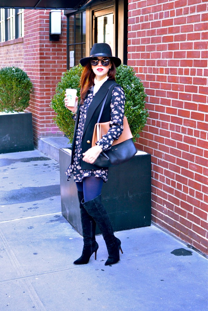 My-Style-Pill-Christine-Cameron-Daisy-Dress-Camel-Coat-West-Village7-700x1047