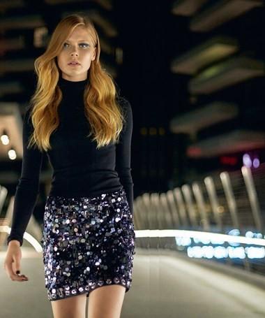 Dark nights, bright lights and fashion magic