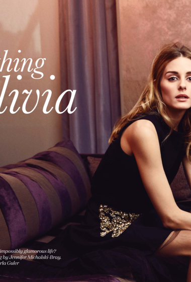 Shop the Shoot: Olivia for Elle Malaysia