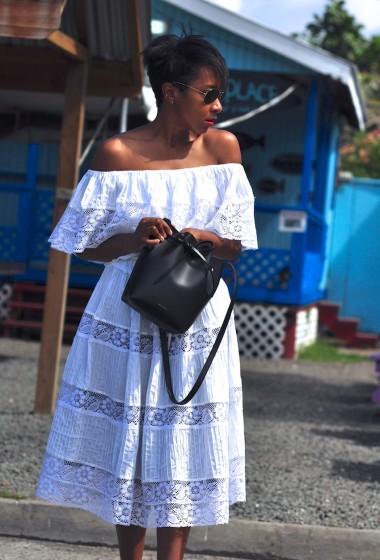 Caribbean White