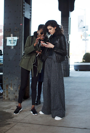 On the Street…Tenth Avenue, New York