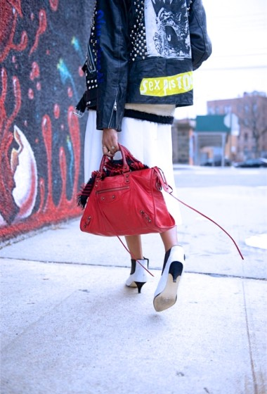 That First Designer Handbag