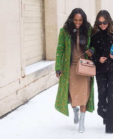 Black Flare Pants and Vlog with Shiona Turini