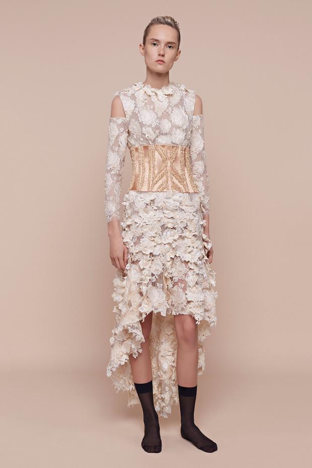 aouadi haute couture spring 2016 look book