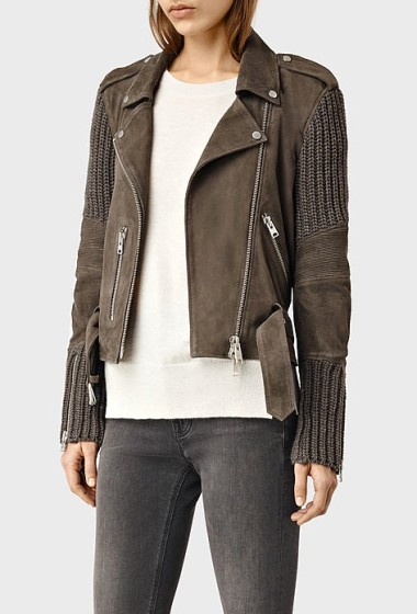 Must-Have: A Crazy Cool Panelled Biker Jacket
