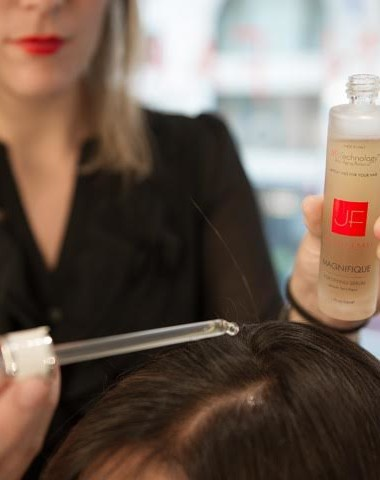 Here's How to Deal with Winter Hair Woes