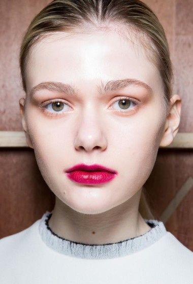 Beauty at J. JS Lee Autumn (Fall) / Winter 2016