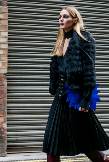Snapped: Monochromatic Chic